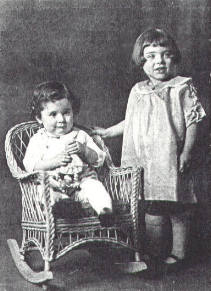 Phillip with sister Phyllis