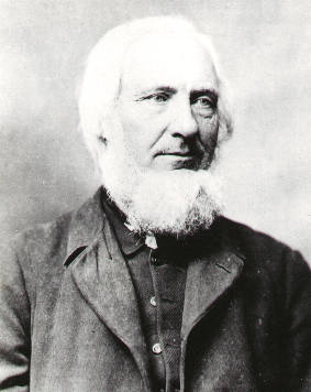 Rev. Joseph Kalloch, First President of the Kalloch Family Reunion Association