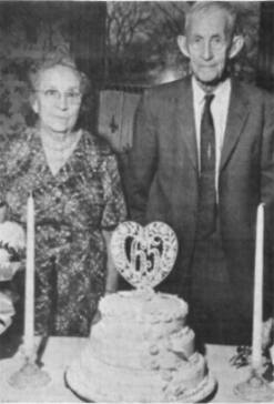Mr. & Mrs. Clarence Spear - 65th Anniversary